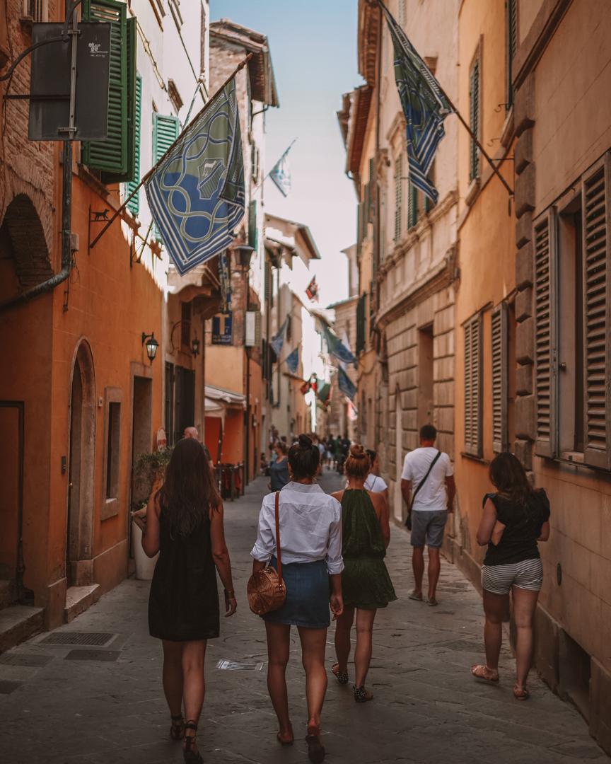 Bravio Delle Botti in Montepulciano