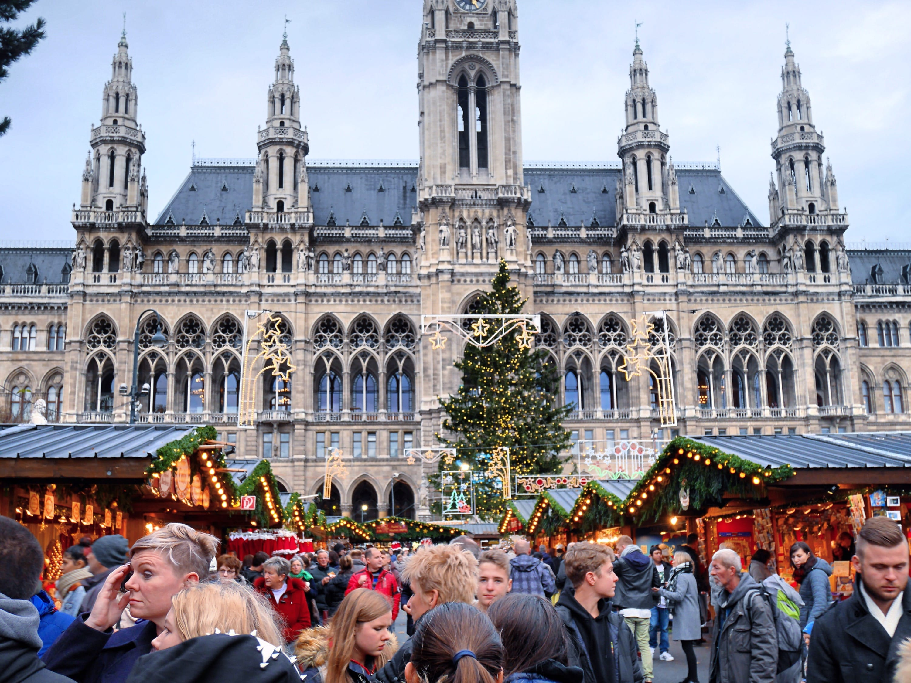 Your complete guide to Christmas Markets in Vienna