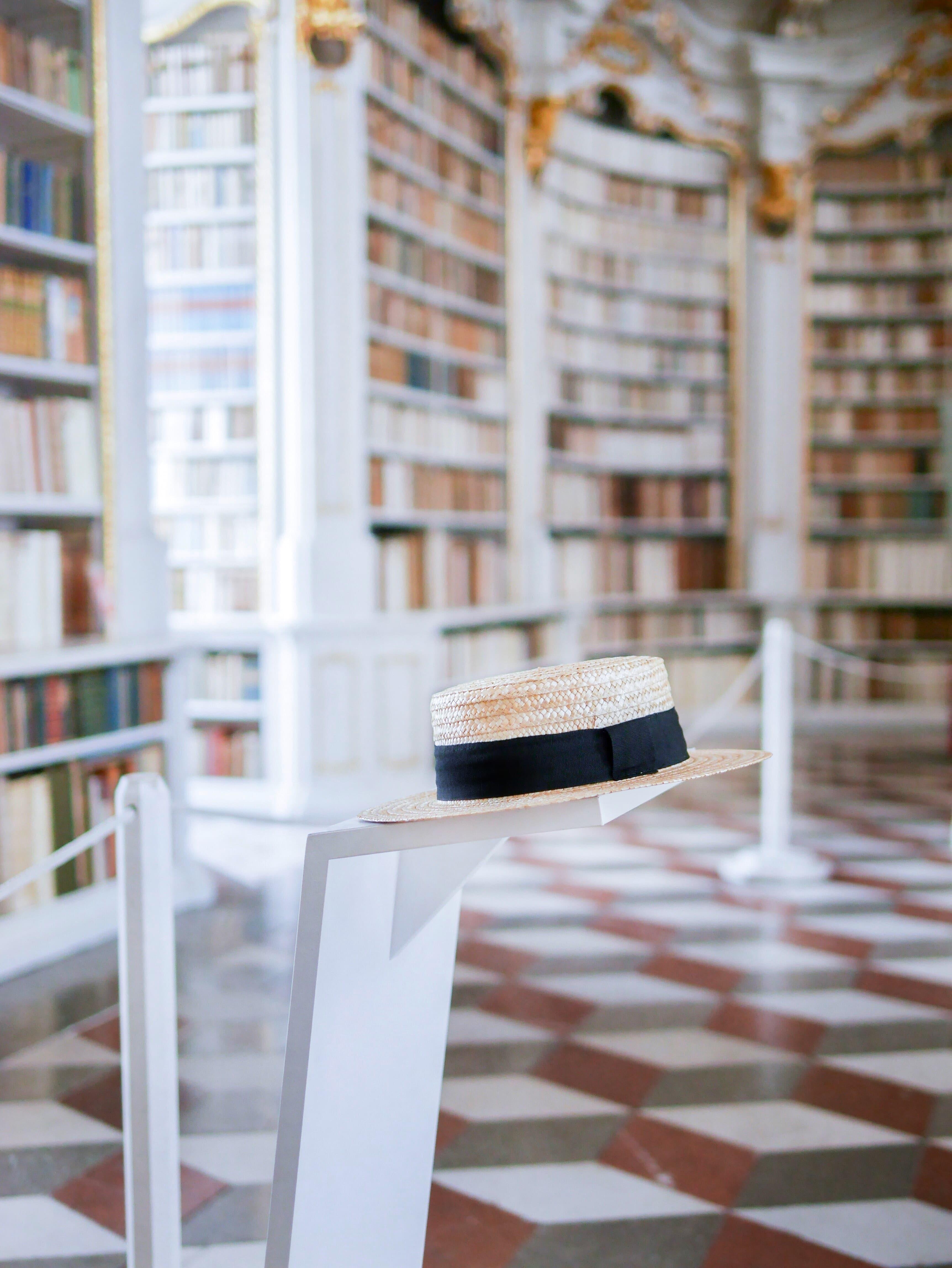 Admont Abbey beautiful library