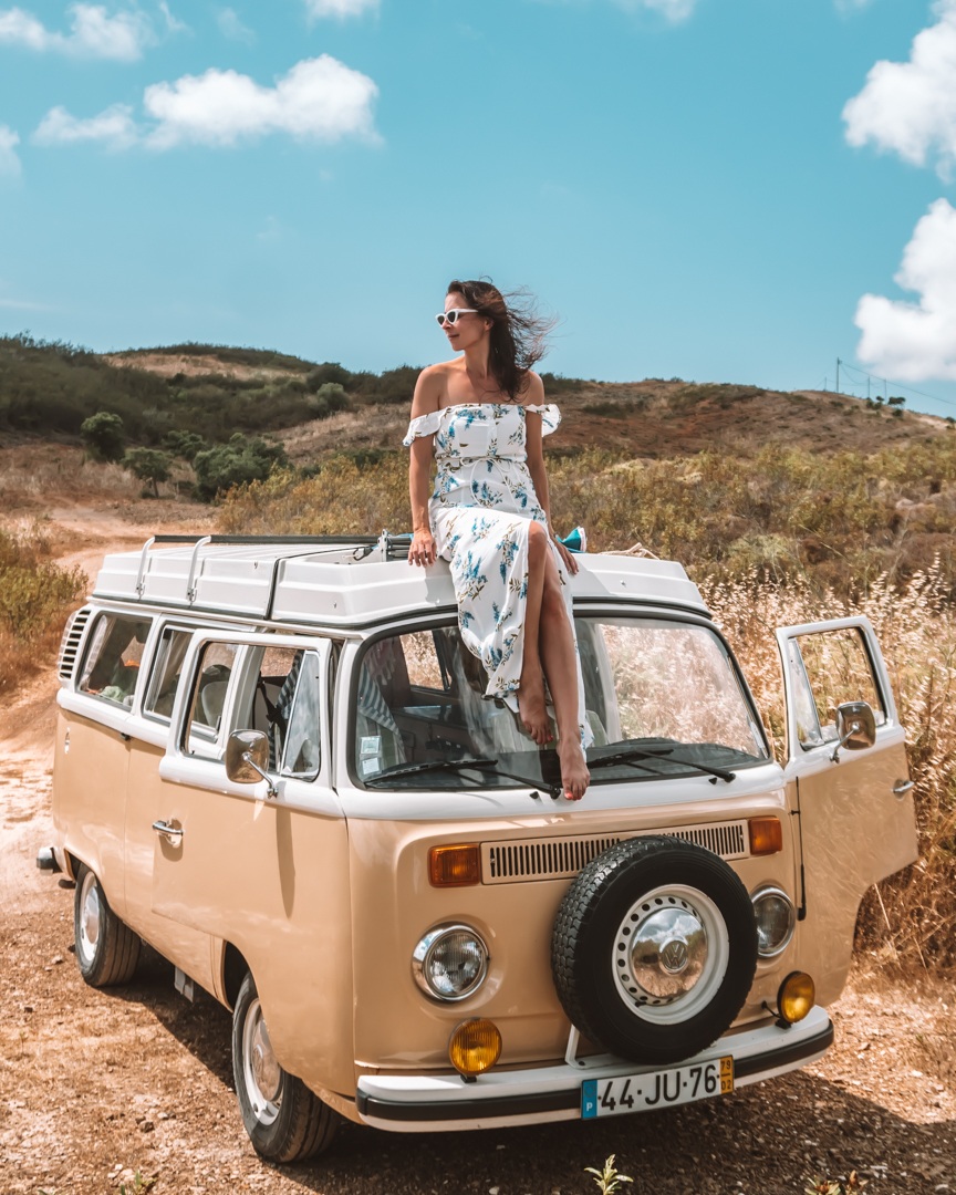 75175805ea Have you ever been thinking about a camper trip through Portugal  Wind in  your hair