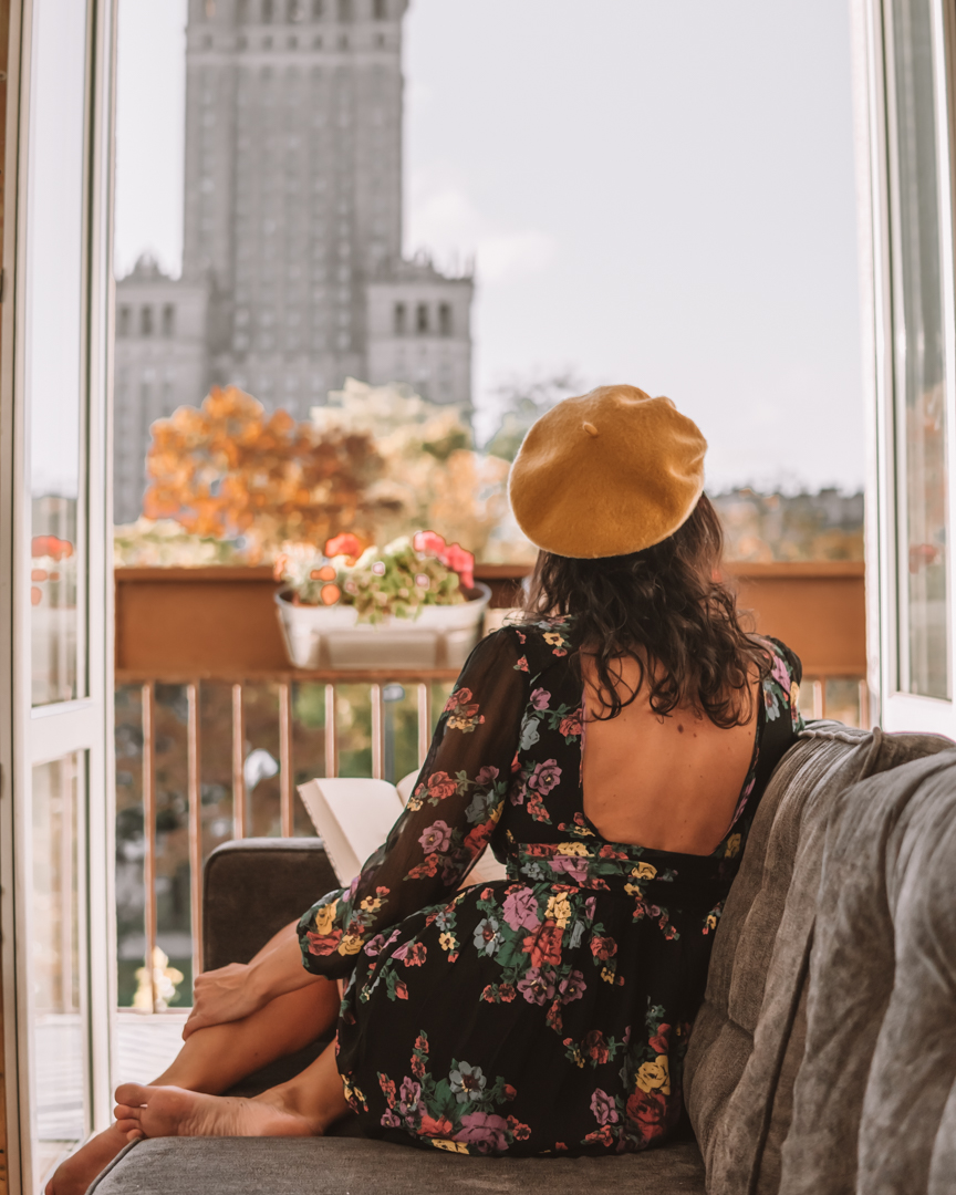 4 Airbnb apartments in Warsaw with beautiful view-Betty On The Go